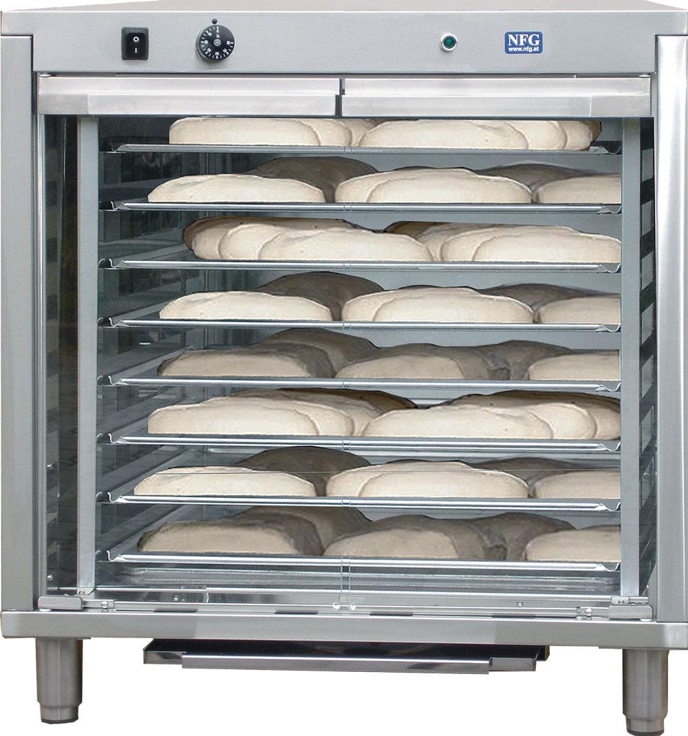 NFG Gärschrank und Wärmeschrank BGS für Teiglinge
