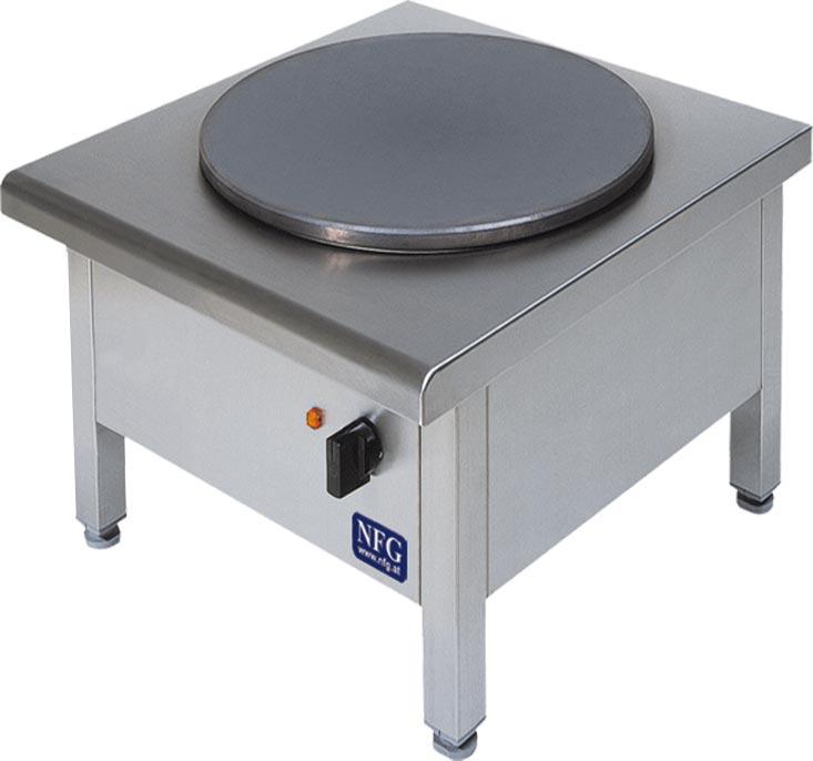 NFG Hockerkocher EHK Elektro und Gas Hocker Kocher für Gastronomie