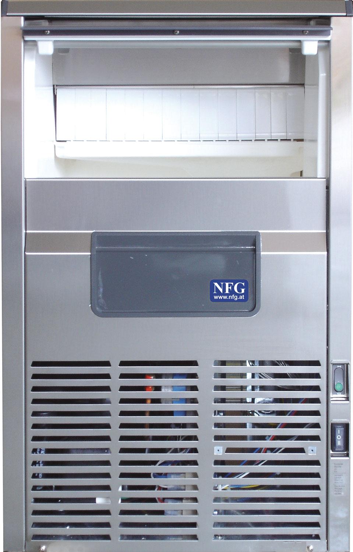 NFG Eiswürfelbereiter und Eisflockenbereiter Eiswürfelmaschine Eiswürfler Ice Crusher