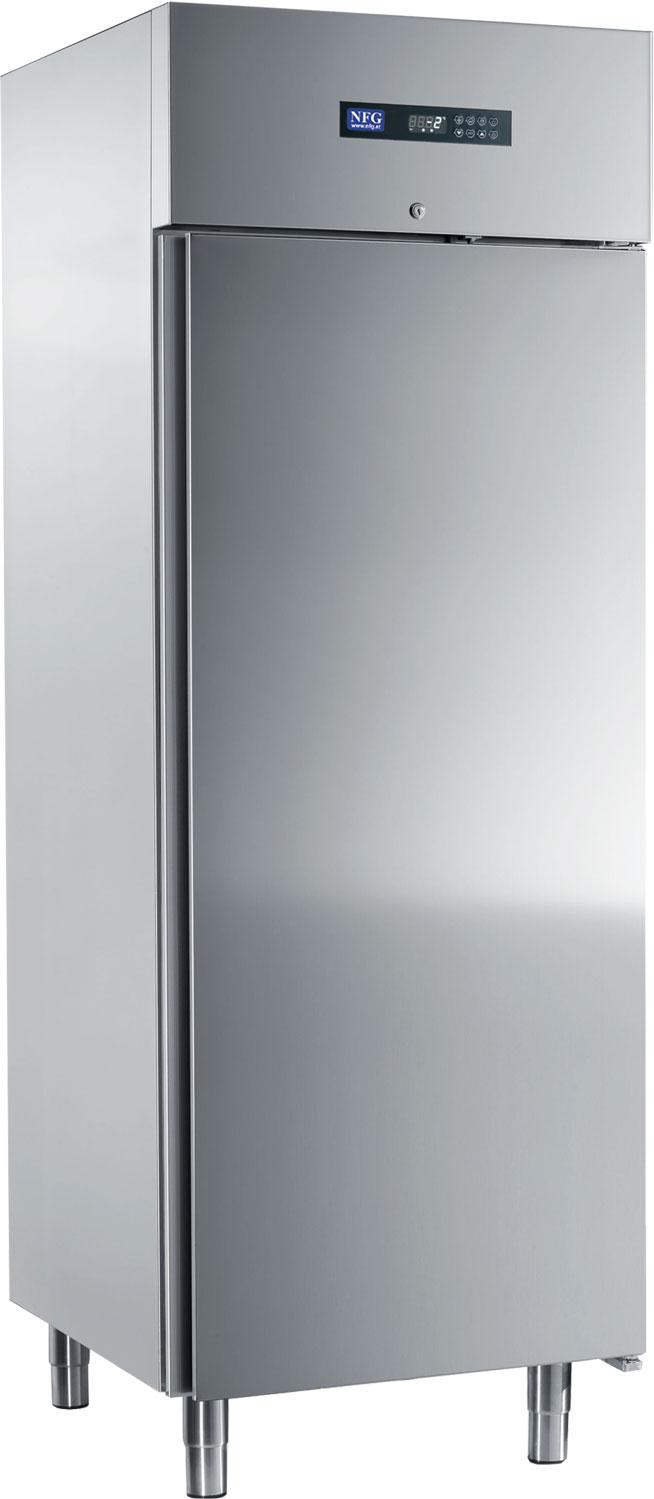 NFG Kühlschrank KS700 und Tiefkühlschrank für Gastro und Gewerbe