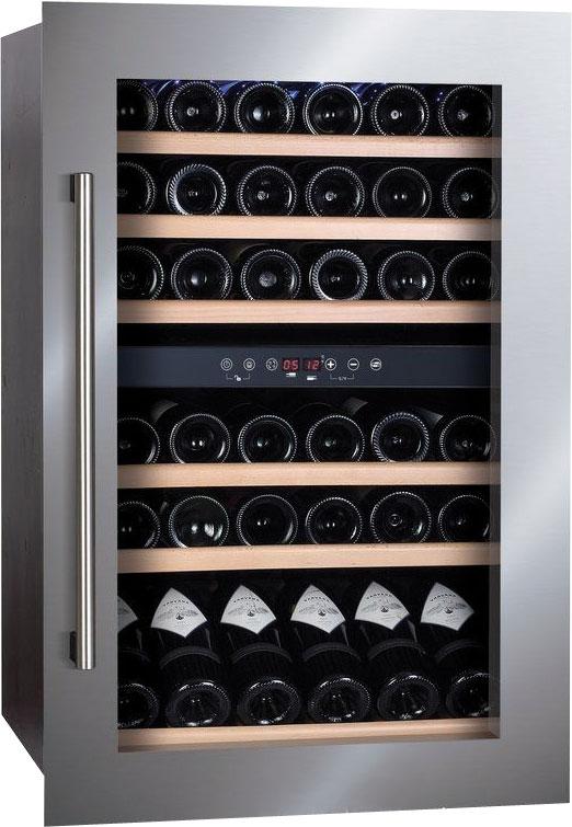 NFG Weinkühlschrank und Einbau-Weinschrank WS41E für Nischeneinbau