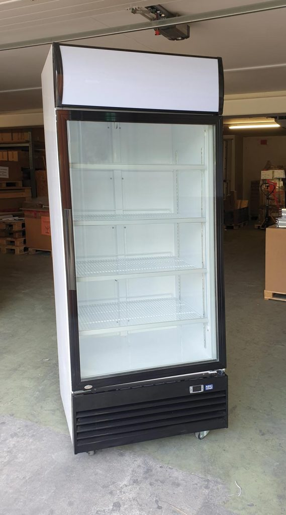Aktion Gebraucht Shop FKS 660/1T Flaschenkühlschrank Getränkekühlschrank leicht Transportbeschädigt neu NFG